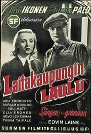 Laitakaupungin laulu Poster