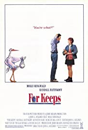 For Keeps?(1988) Poster - Movie Forum, Cast, Reviews