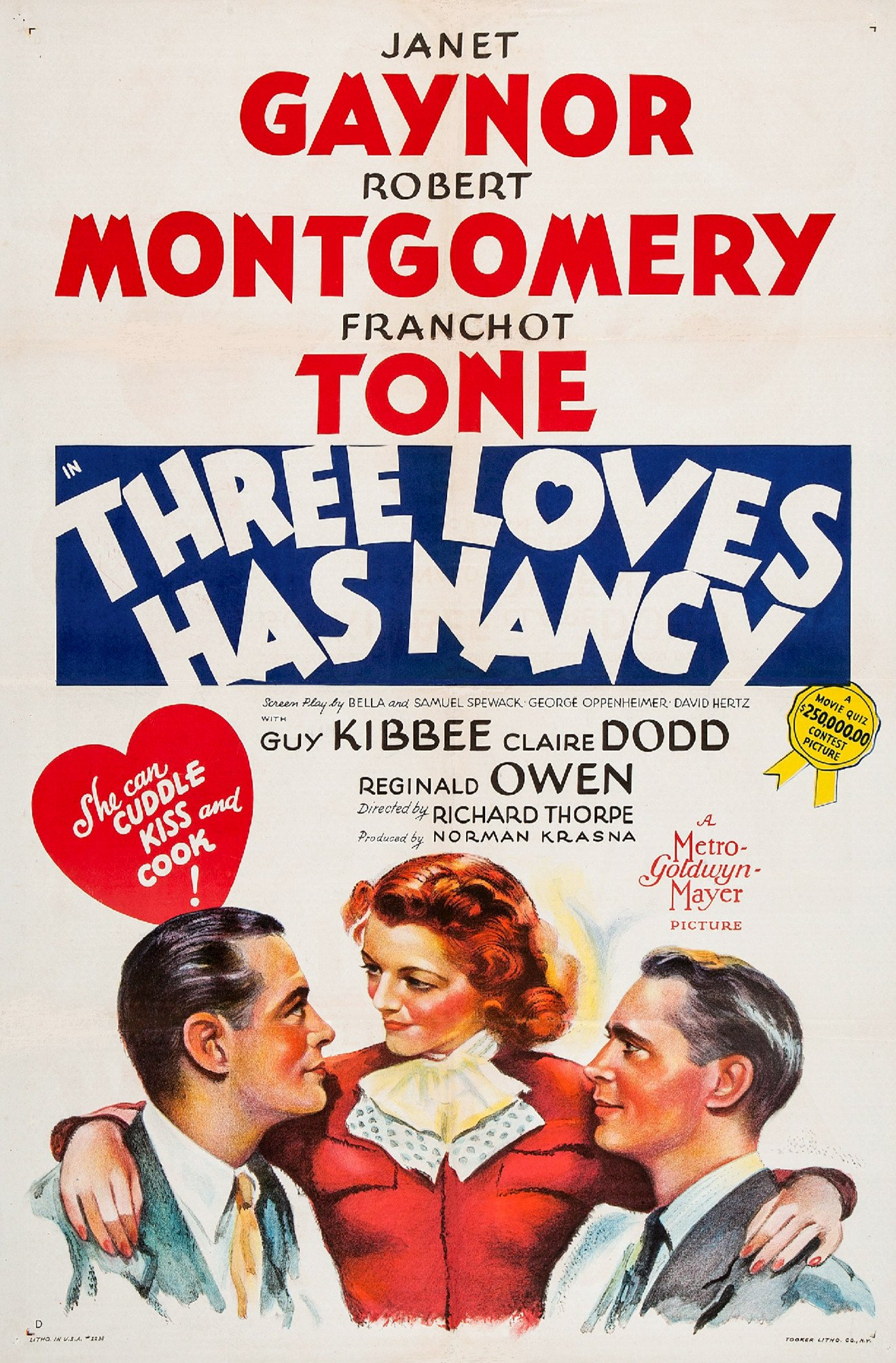 image Three Loves Has Nancy Watch Full Movie Free Online