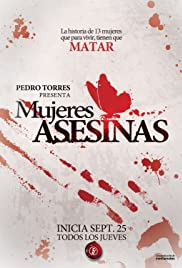 Mujeres asesinas Poster - TV Show Forum, Cast, Reviews