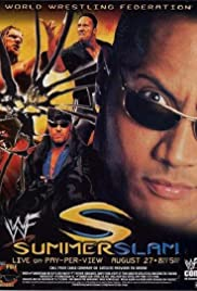 Summerslam (2000) Poster - TV Show Forum, Cast, Reviews