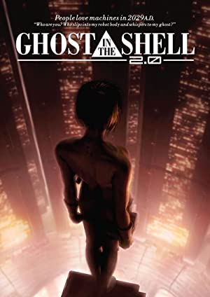 Ghost in the shell 2.0 -