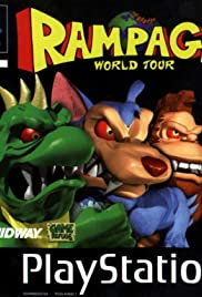 Rampage: World Tour Poster