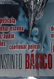 Instinto Básico Poster