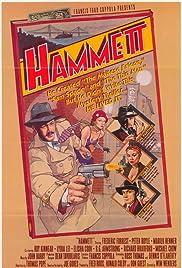 Hammett(1982) Poster - Movie Forum, Cast, Reviews