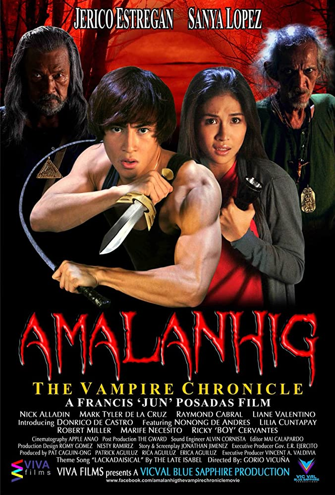 Amalanhig: The Vampire Chronicles (2017) HDRip