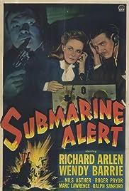 Submarine Alert Poster