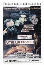 Bed of Procust Poster