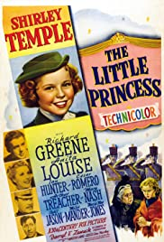 The Little Princess (1939) Poster - Movie Forum, Cast, Reviews