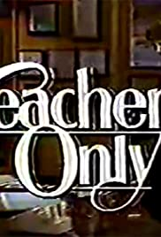 Teachers Only Poster