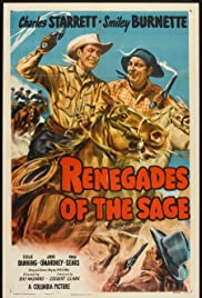 Renegades of the Sage Poster