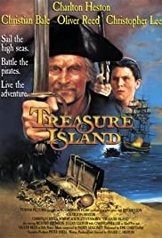 Treasure Island (1990) Poster - Movie Forum, Cast, Reviews