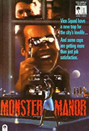 Police Story: Monster Manor Poster