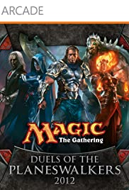 Magic: The Gathering - Duels of the Planeswalkers 2012 Poster