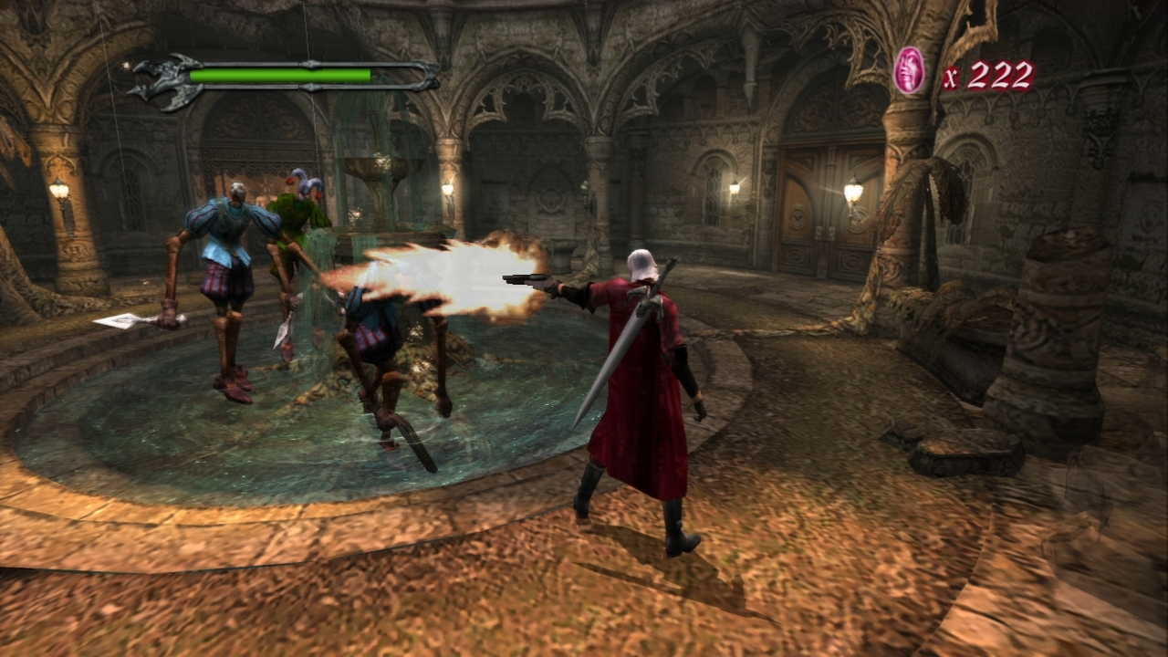 Devil May Cry HD Collection para PS4 y Xbox One