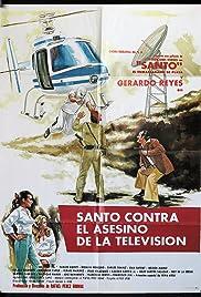 Santo contra el asesino de la T.V. Poster