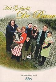 Het geslacht De Pauw Poster - TV Show Forum, Cast, Reviews