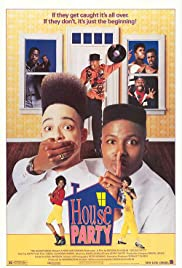 House Party (1990) Poster - Movie Forum, Cast, Reviews