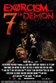 Exorcism of the 7th Demon Poster