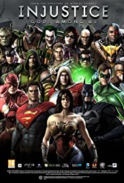 Injustice: Gods Among Us (2013) Poster - Movie Forum, Cast, Reviews