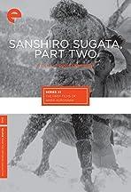 Zoku Sugata Sanshirô