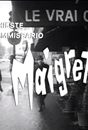 Maigret in pensione Poster