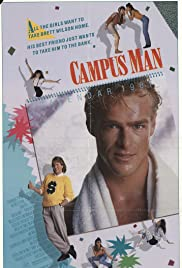 Campus Man (1987) Poster - Movie Forum, Cast, Reviews