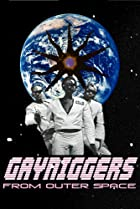 Gayniggers from Outer Space (1992) Poster