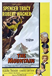 The Mountain (1956) Poster - Movie Forum, Cast, Reviews