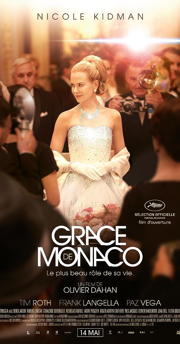 Monako princesė / Grace of Monaco (2014) Online