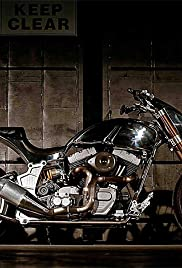 Keanu Reeves and Arch Motorcycle Co. Poster