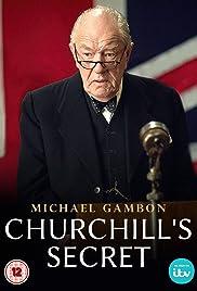 Churchill's Secret Poster