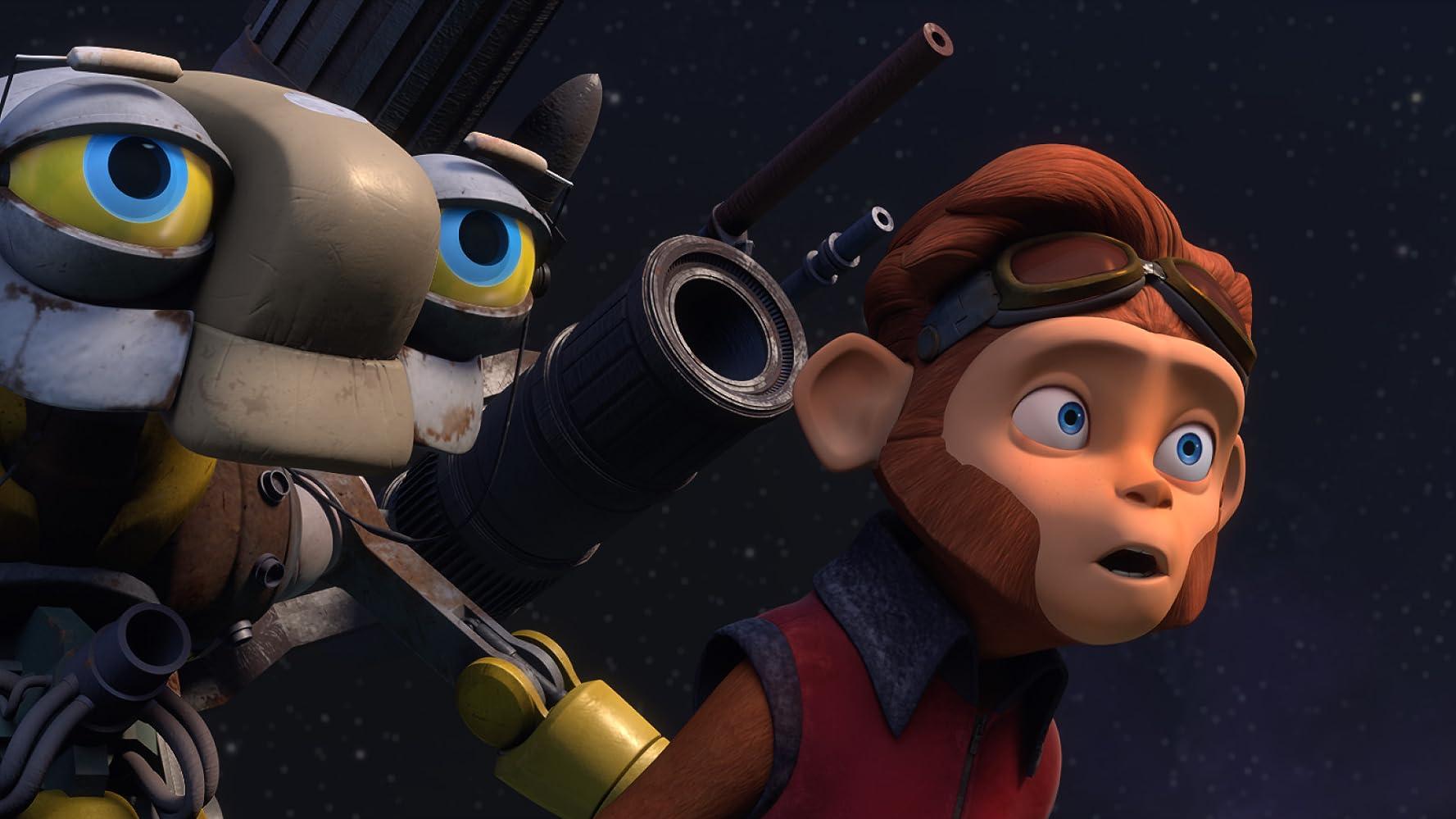 Spark: Un mono espacial