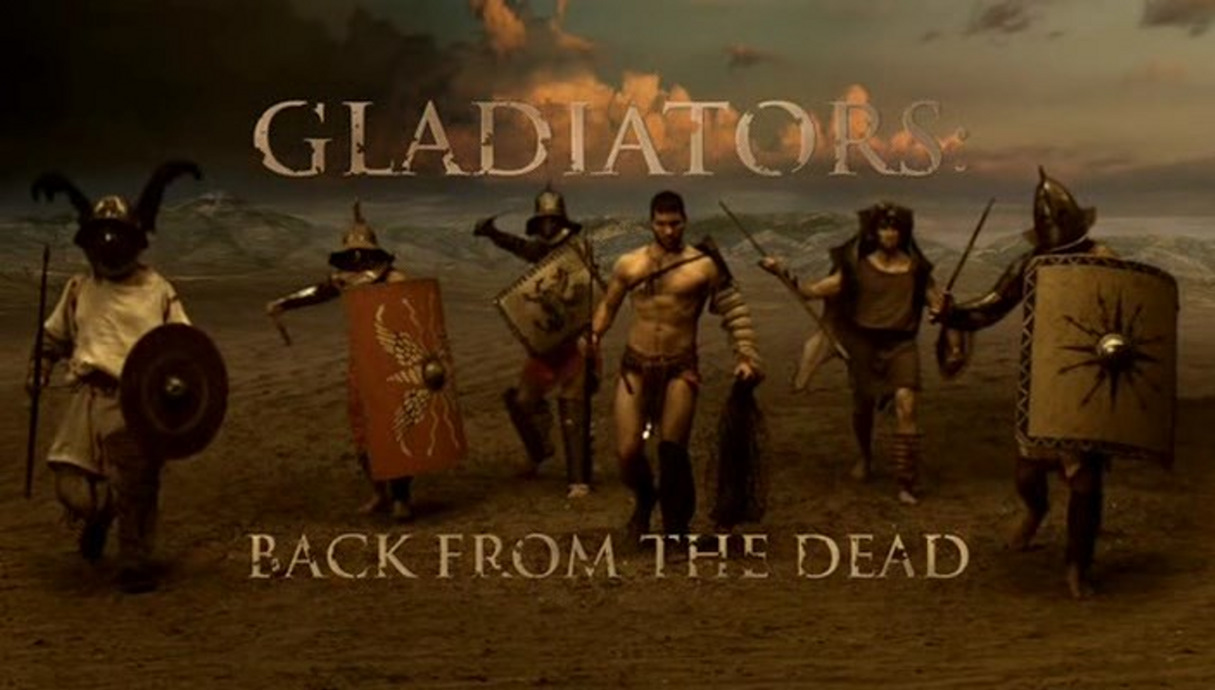 image Gladiators: Back from the Dead (2010) (TV) Watch Full Movie Free Online