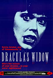 Dracula's Widow (1988) Poster - Movie Forum, Cast, Reviews