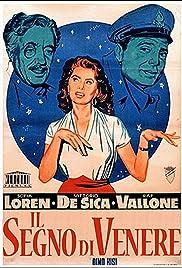 Il segno di Venere Poster