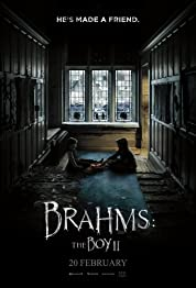 Brahms: The Boy II poster