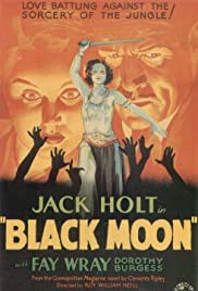 Black Moon Poster