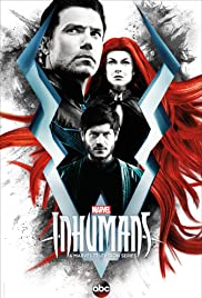 Inhumans Poster - TV Show Forum, Cast, Reviews