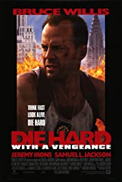 Die Hard: With a Vengeance poster