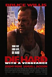 Die Hard with a Vengeance (1995) Poster - Movie Forum, Cast, Reviews