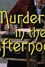 Murder in the Afternoon Poster