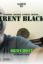 Trent Black Poster