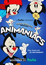 Animaniacs - Jurassic Lark/Suspended Animation/Of Mice and Memes (2020) poster