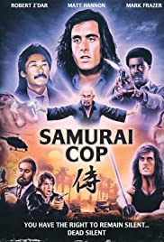 Samurai Cop (1991) Poster - Movie Forum, Cast, Reviews