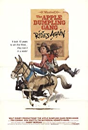 The Apple Dumpling Gang Rides Again (1979) Poster - Movie Forum, Cast, Reviews