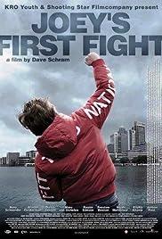 Joey's eerste gevecht Poster