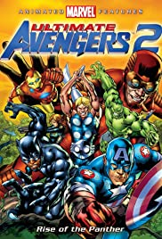 Ultimate Avengers II (2006) Poster - Movie Forum, Cast, Reviews