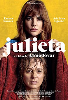 Emma Suárez and Adriana Ugarte in Julieta (2016)