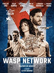 Wasp Network (2020) poster